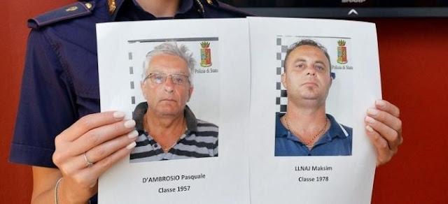D'ambrosio Pasquale and Llanaj Maksim
