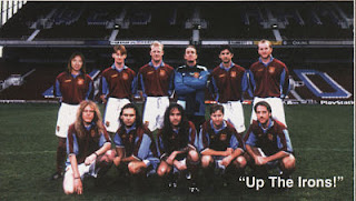 Iron Maiden, West Ham, Up The Irons