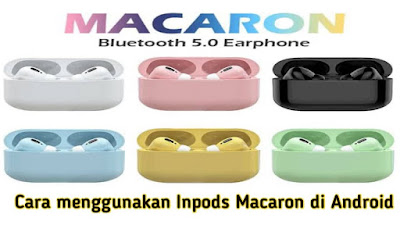 inpods macaron