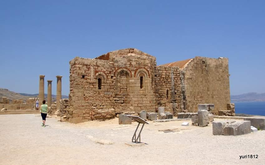 Византийская церковь Святого Иоанна
