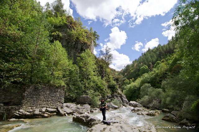 Río Aso - Añisclo, Huesca por El Guisante Verde Project