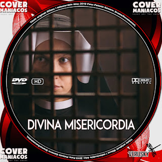 GALLETA LA DIVINA MISERICORDIA - MILOSC I MILOSIERDZIE - LOVE AND MERCY FAUSTINA 2019[COVER DVD]
