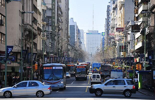 Montevideo En Im Genes Centro Y Ciudad Vieja