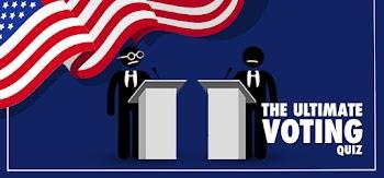 Ultimate Election Quiz Answers 100% Score QuizDiva