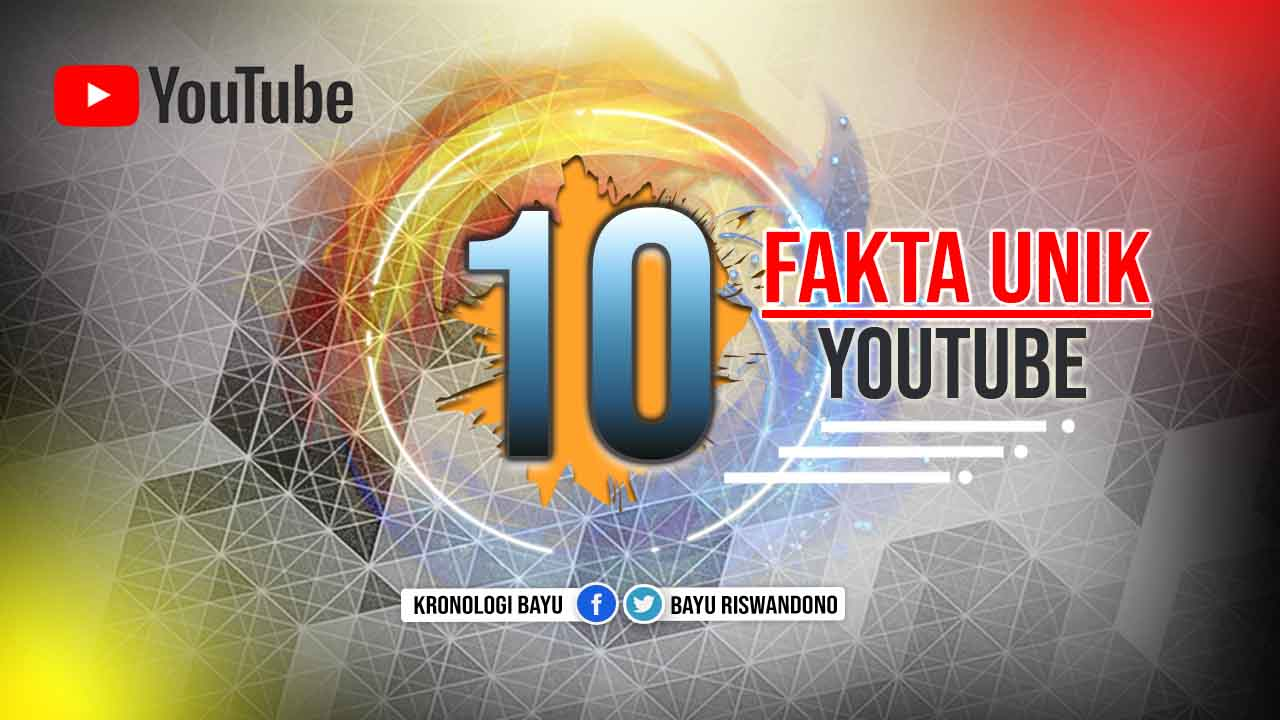 fakta unik youtube, fakta tersembunyi youtube, fakta unik youtube,fakta youtube yang tidak banyak orang tahu, fakta youtube yang tidak diketahui orang
