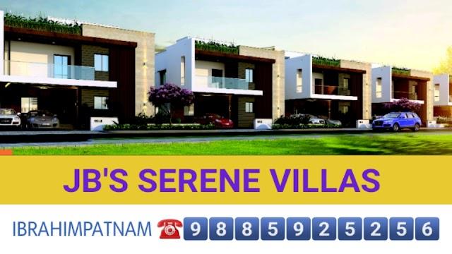 JB Serene Villas adibatla