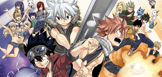 Personagens de Fairy Tail, Rave Master e Edens Zero