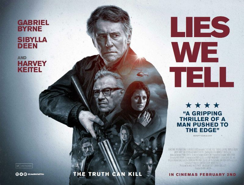 lies we tell poster