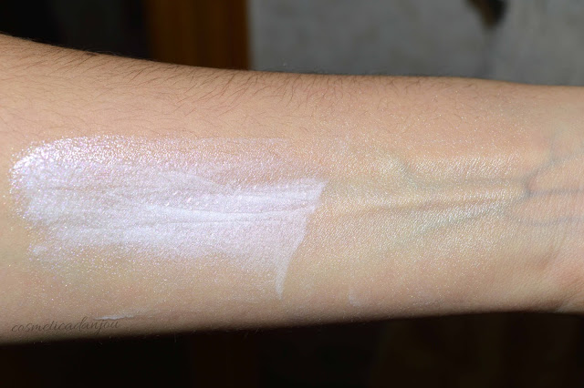 swatches lumilayer primer vdl