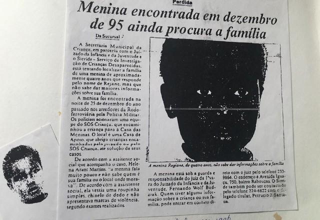Brasileira criada na Inglaterra busca por parentes em Iguape no Vale do Ribeira