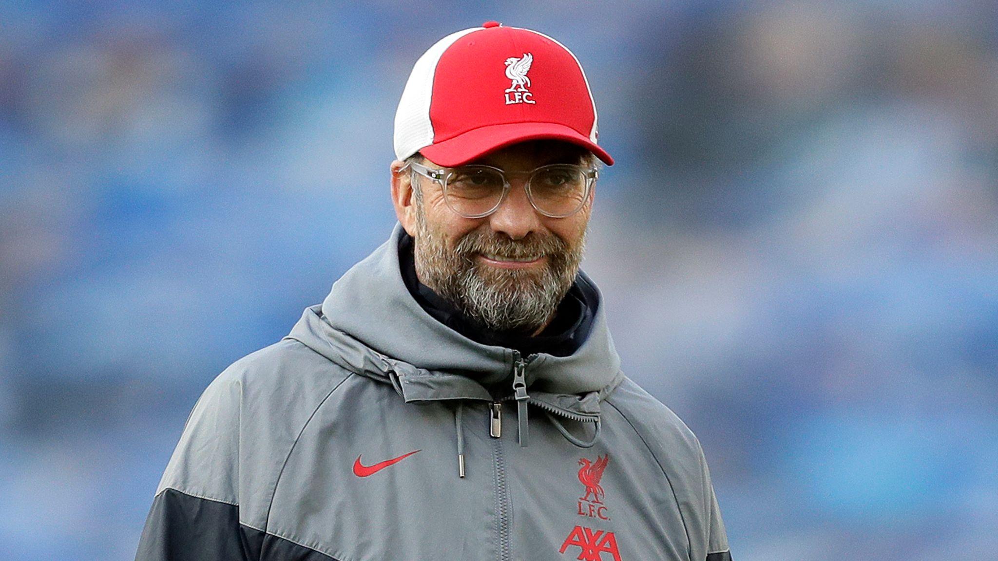 Liverpool manager Jurgen Klopp is under severe pressure