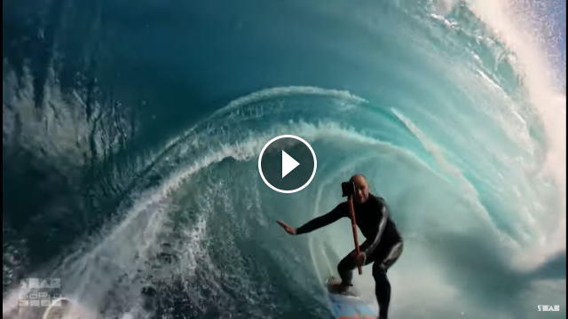 GoPro Surfing Kings Of POV Part 1 of 2 Shane Dorian Anthony Walsh
