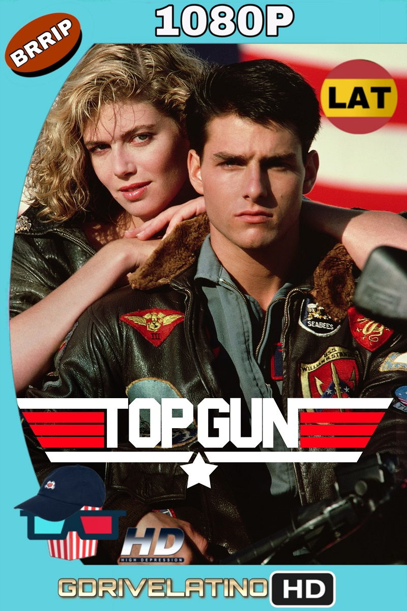 Top Gun: Pasión y Gloria (1986) BRRip 1080p Latino-Ingles MKV
