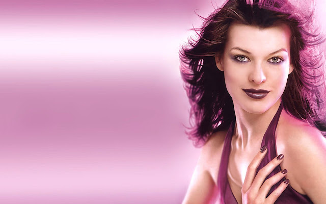 Milla Jovovich HD Wallpapers Free Download