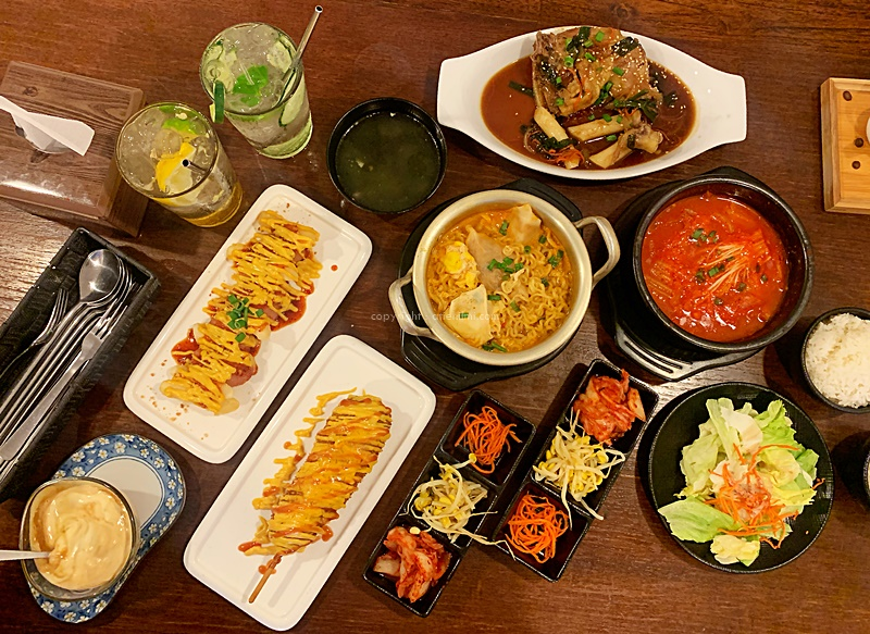 Korean Halal Foods