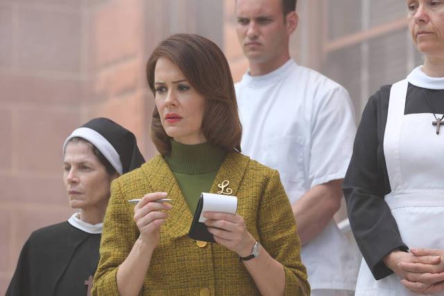 ¡Lana Winters volverá a aparecer en 'American Horror Story: Roanoke'!