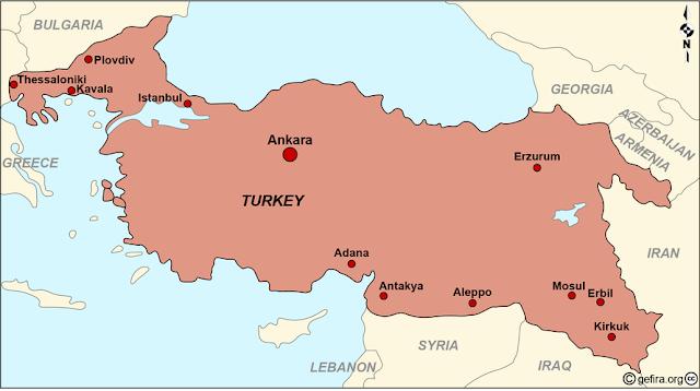 Η Τουρκία προετοιμάζει την επίθεσή της στην Αρμενία;