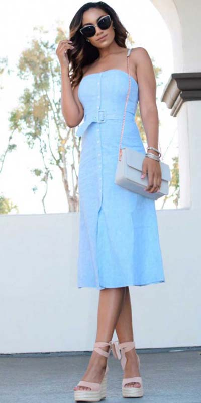 28 Summer Outfits that Are Big on Style Low on Effort via higiggle.com