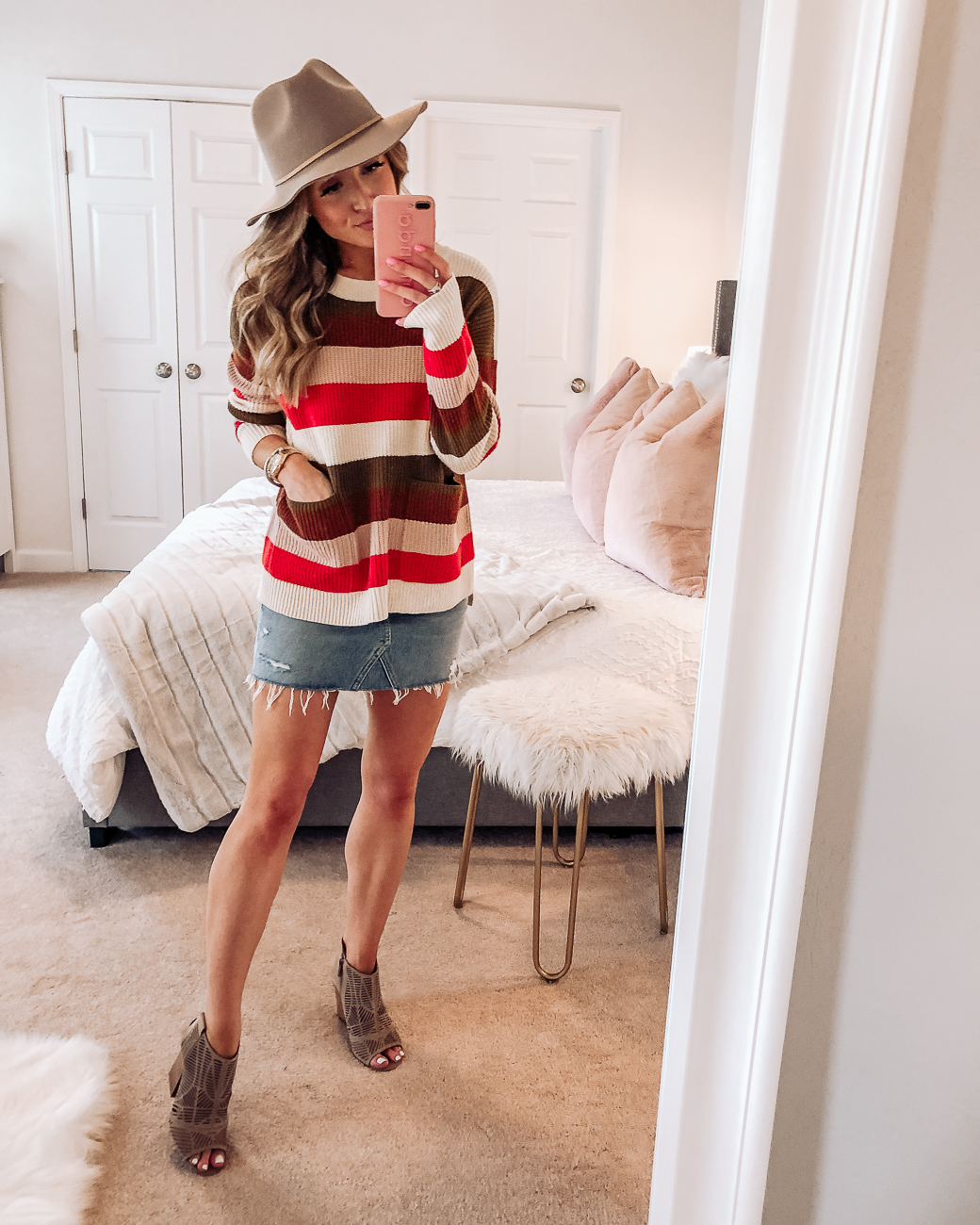 nordstrom madewell patch pocket pullover sweater