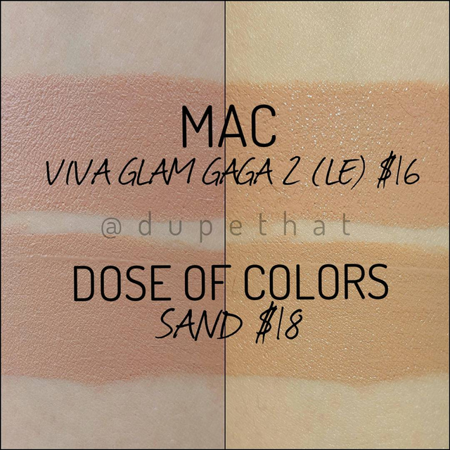 Dose of Colors Truffle Dupes   Dupethat