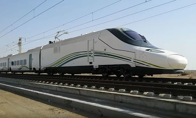 Haramain High-Speed Railways begins Operations Today
