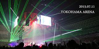 O show será televisionado pelo canal japonês WOWOW.