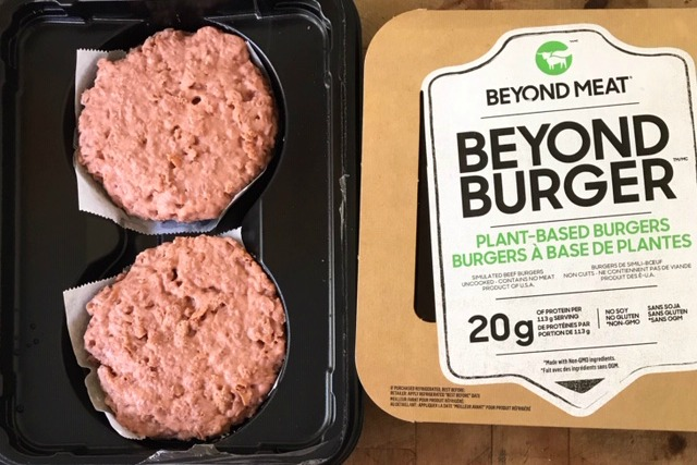 Beyond Meat Burger Review: Taste, Texture, Ease of Cooking and More
