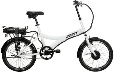 My Assist Hybrid Electric Bike from Halfords