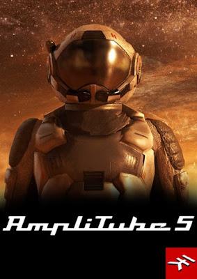 Cover do plugin AmpliTube 5 Complete 5.0.2 - IK Multimedia