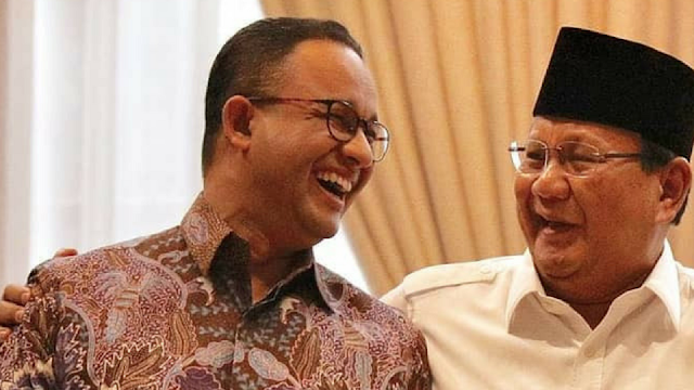 Prabowo Dinilai Bakal Sulit bila Pilih Anies di Pilpres 2024