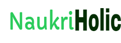 NaukriHolic | Latest Freejobalert Site For Govt Jobs In India