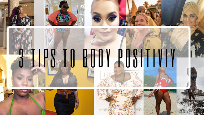 3 tips to becoming Body Positive
