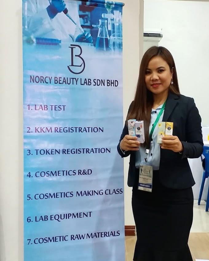 Pengilang Kosmetik Termuda Sabah Raih 3 Pencalonan Anugerah Usahawan