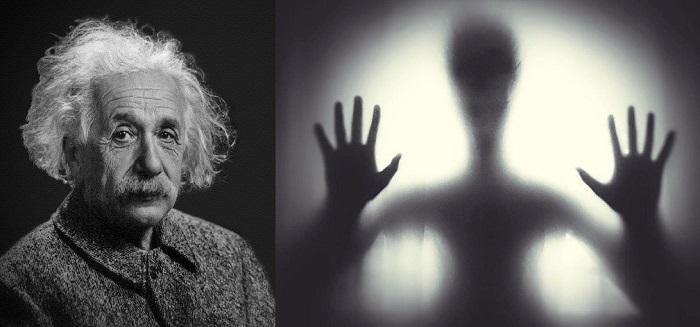 Did Albert Einstein Believe in the Existence of Ghosts? Do Einstein's Laws Prove Ghosts Exist?