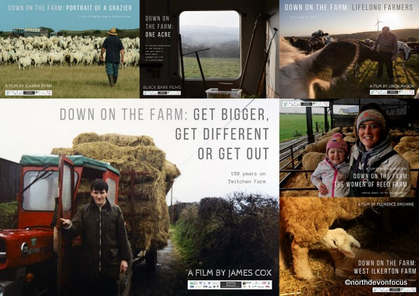 Down on the Farm - Six Short Films about Farmers and Farming in North Devon