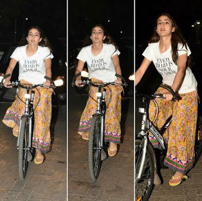 Sara Ali Khan Entertainment Buddy - Fashion