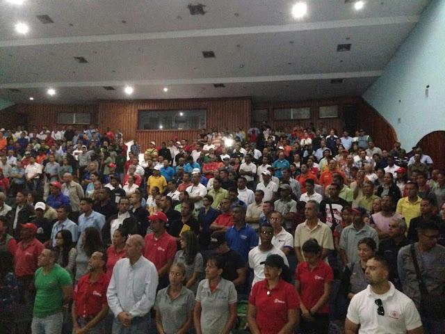Realizado Encuentro de Delegados de Prevención en Carabobo