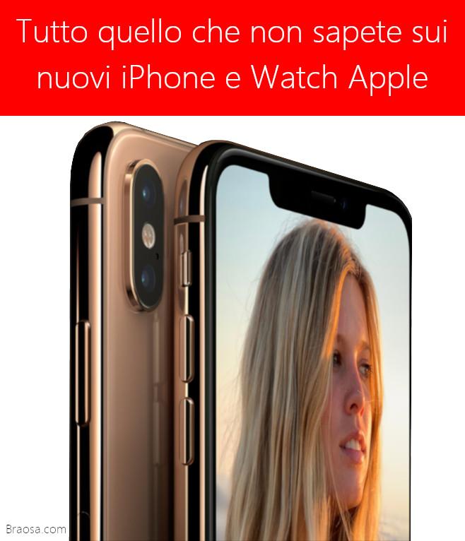 Apple ha annunciato nuovi iPhone e orologi oggi, ecco tutto quello che devi sapere