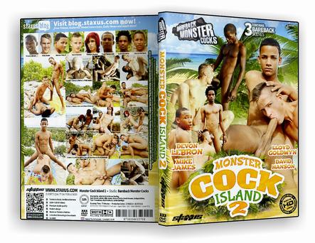 CAPA DVD – Monster Cock Island 2 xxx 2018 – ISO