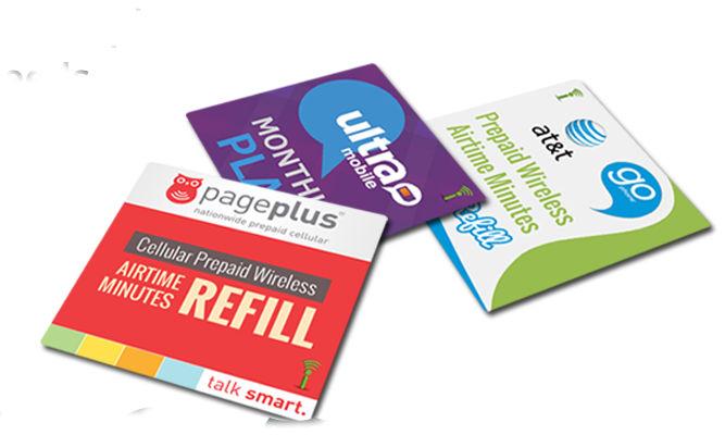 prepaid airtime cards - Prepaid Cell Phone Cards