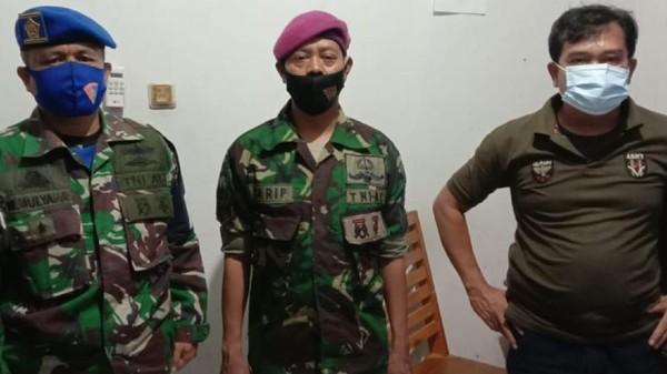 Marinir Gadungan Ini Ditangkap di Rumah Istri yang Baru Dinikahi