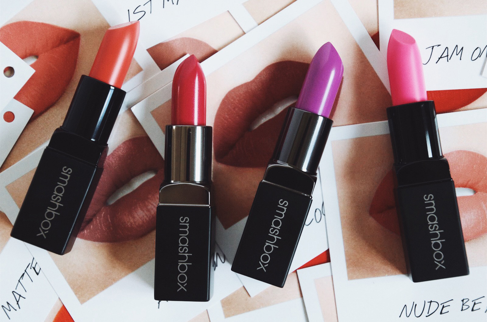 smashbox be legendary lipstick matte avis test