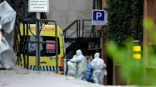 """767 وفاة بكورونا في إسبانيا.. والأصعب """"لم يأت بعد"""""""