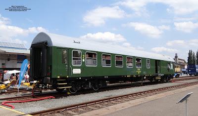 VEB Waggonbau Bautzen, ČSD, Czech Raildays 2018