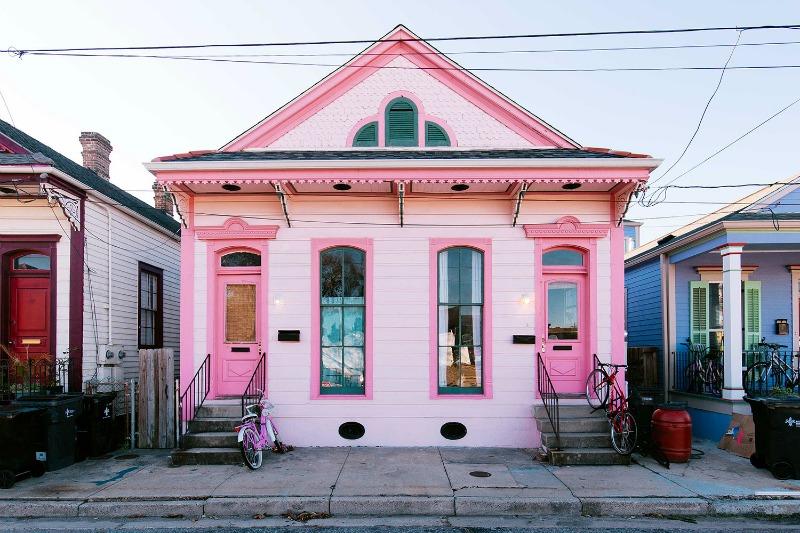 La Casa Rosa  La Bici Azul Blog de decoracin
