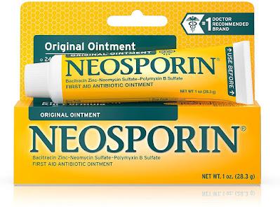 Tips Cara Mengobati Luka Ringan Sampai Sembuh -Neosporin