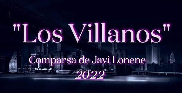 La Comparsa de Javi Lonene para el 2022 será...