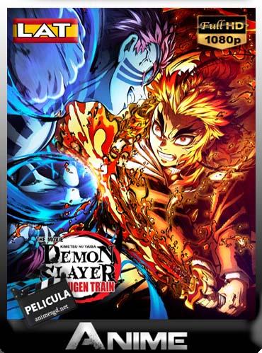 Demon Slayer The Movie (2020) BDRIP Latino [x265] HEVC HD [1080P] [GoogleDrive] DizonHD
