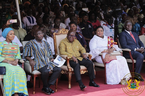 """Founders' Day Recognising Collective Efforts Of Forebears Towards Ghana's Independence"" – President Akufo-Addo"