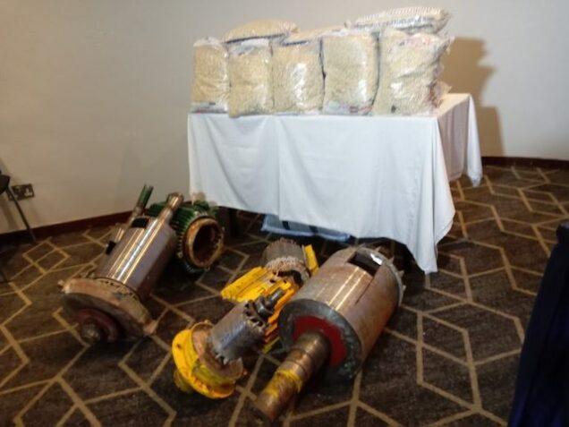 Marwa: Seized N5.8B Captagon meth drug meant for insurgents